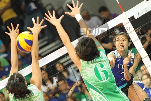 Lady Eagles look to extend win streak as they battle fellow unbeaten Lady Tamaraws