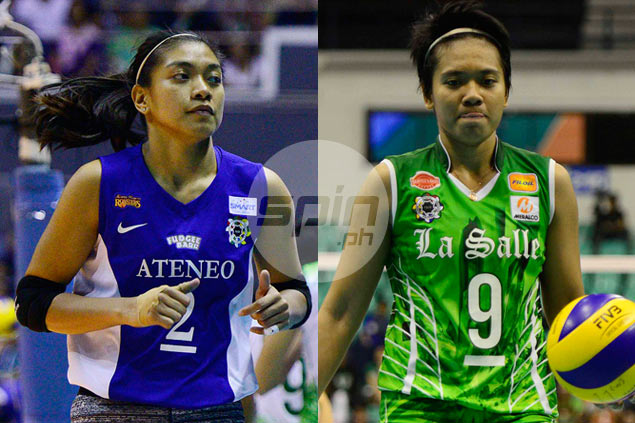 Ateneo-La Salle grudge match set April 10. See full UAAP second-round schedule