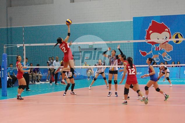 Valdez, Gonzaga and Co. bow out of SEA Games with straight-sets loss to Vietnam