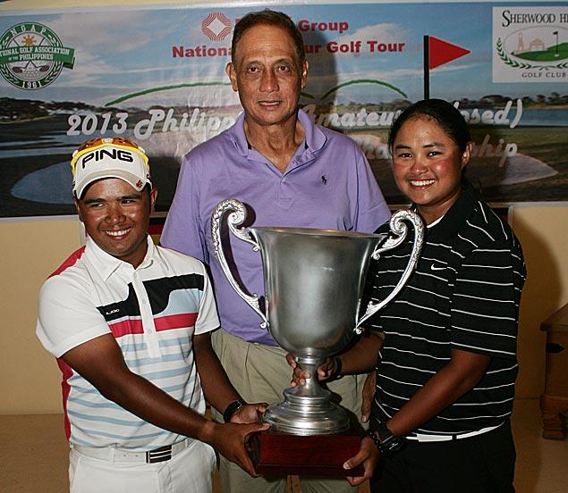 Zaragosa completes PH amateur trophy collection