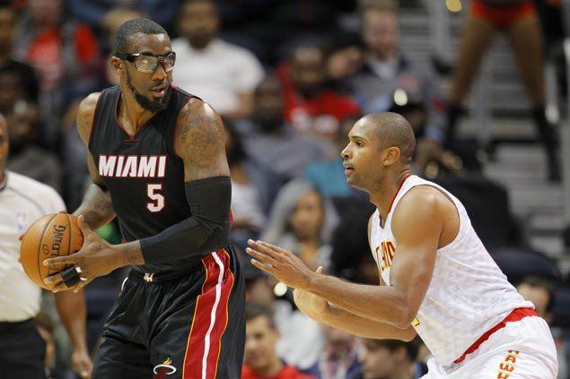 Miami Heat overcome Atlanta Hawks to level record in NBA preseason