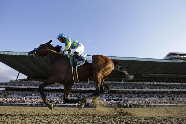 Tickets being kept as souvenirs as 95 percent of $2 win bets on American Pharoah in Belmont remain uncashed