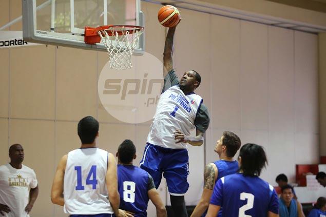 Gilas big man Andray Blatche appears as special guest in opener of3x3 Pambansang Tatluhan