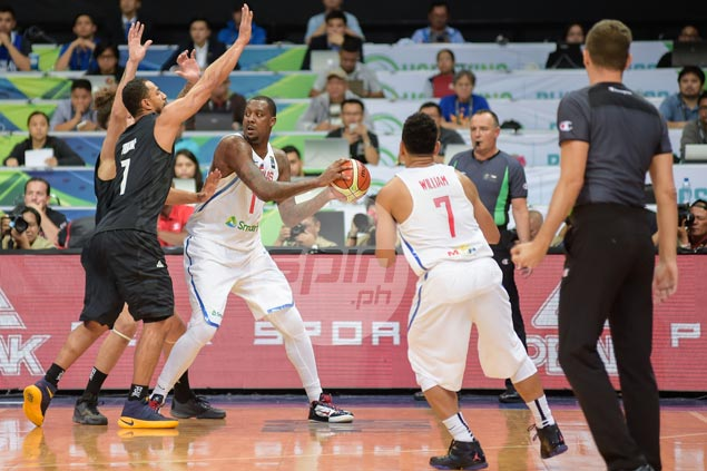 Gilas 5.0 to play without naturalized player Andray Blatche in Fiba Asia Challenge Cup