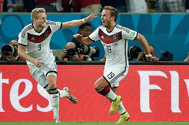 Mario Goetze leads list of standouts missing in the World Cup