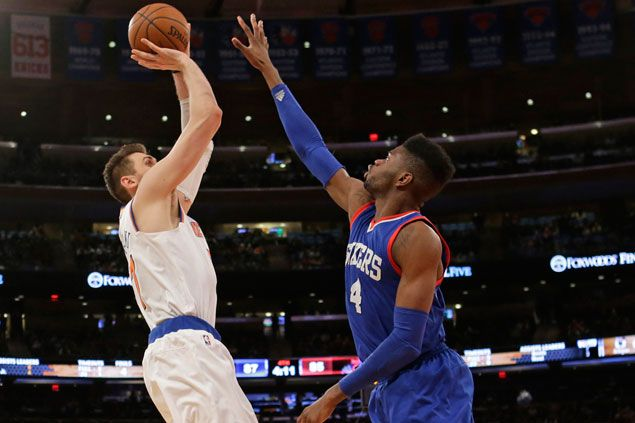 Andrea Bargnani relishes fresh start with Nets, says he would have signed for free