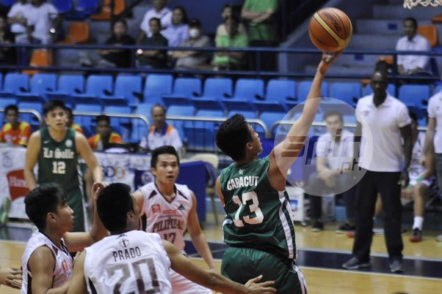 Rivero's double-double, Caracut's clutch baskets help Archers overcome Maroons in overtime