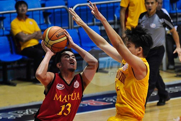 Mapua Cardinals frustrate San Sebastian Stags anew