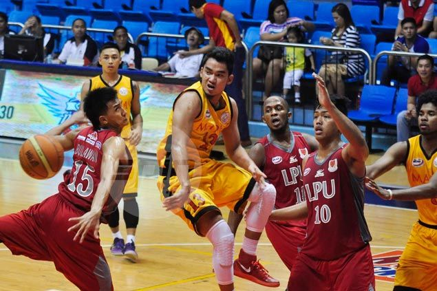 Mapua Cardinals notch rare back-to-back wins, surpass win total from last year