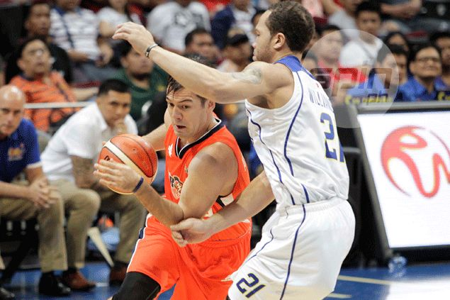 Sean Anthony humble enough to admit Meralco just caught Talk `N Text on 'an off-night'
