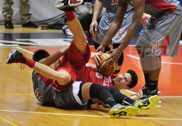 Sloppy San Beda secures Final Four spot as Lyceum fails to put up a fight