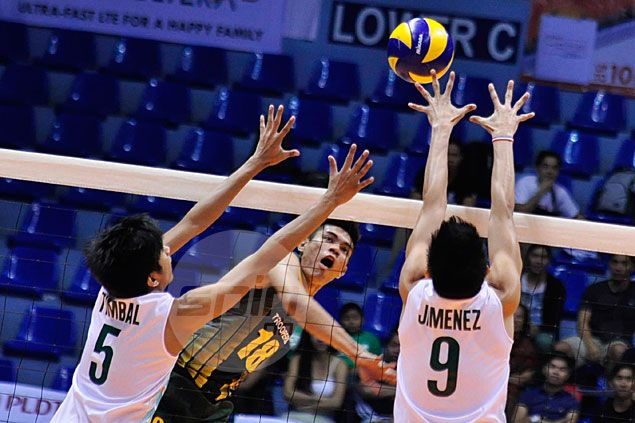 PLDT, Army spikers gain share of lead in Spikers' Turf