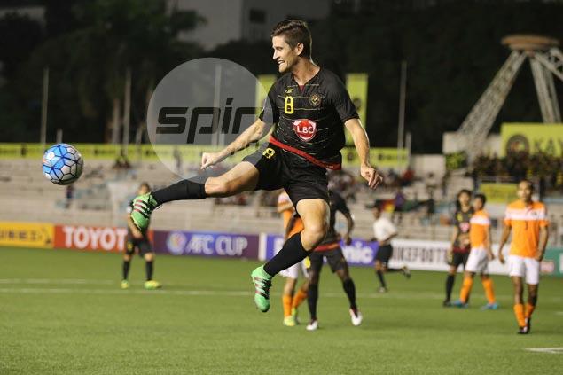 Antonio Ugarte redeems self with game-winner for Kaya against Balestier Khalsa in AFC Cup