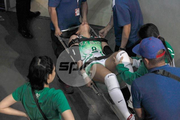 Ara Galang faces maximum eight-month layoff after suffering ACL, MCL, medial meniscus damage, says source