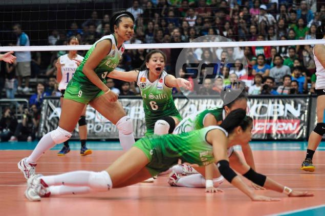 Disappointed La Salle skipper Ara Galang says Lady Spikers lacked determination