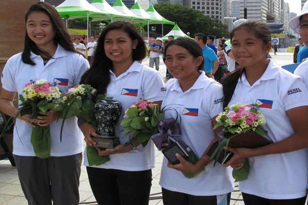Gotuaco powers Phl archery team to bronze in Seoul meet