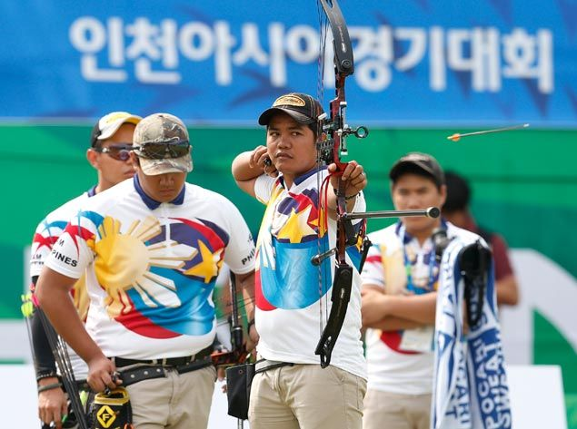 Philippine archers off the mark, miss podium spot as they bow to Iran