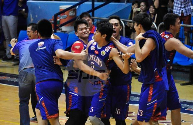 Ralph Salcedo nails game-winner to propel Arellano past San Beda and into solo lead in NCAA