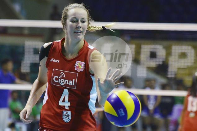 Cignal deals RC Cola-Air Force third loss in a row, completes first round sweep of PSL