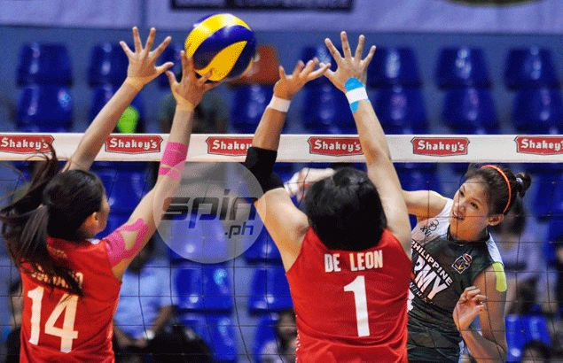 Lady Troopers keep unbeaten slate intact after win over Power Attackers