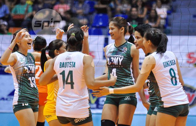 Powerhouse Army proves too much against Thai-reinforced Meralco in V-League opener