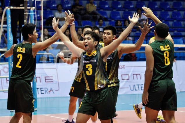 Army deals Cagayan Valley first loss in Spikers Turf