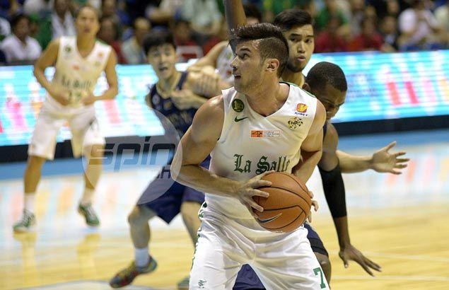 La Salle earns playoff for No.2 spot with emphatic win over NU