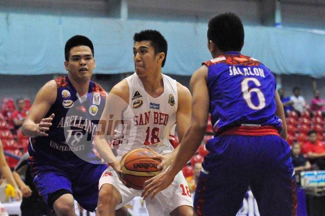 San Beda overpowers NCAA rival Arellano to set up PCCL title showdown with La Salle