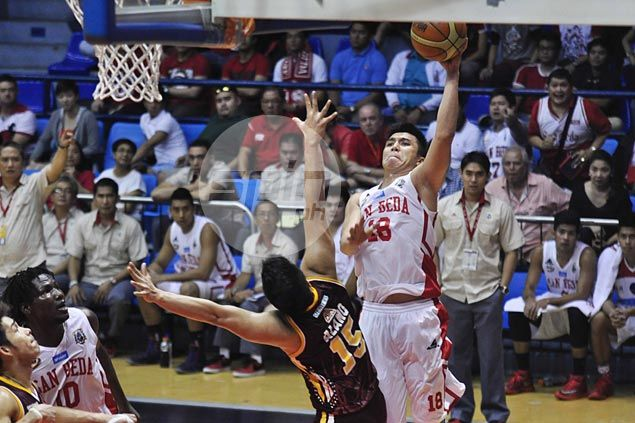 San Beda Red Lions survive Perpetual Help Altas to tighten grip on NCAA lead
