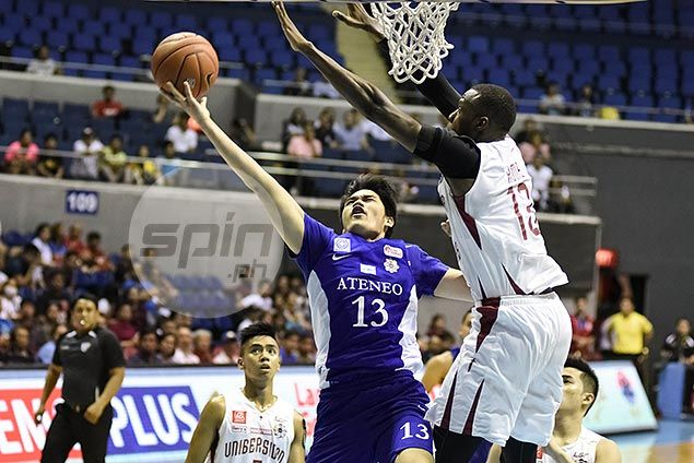 Former Red Cubs star Arvin Tolentino eyeing San Beda homecoming after Ateneo cut