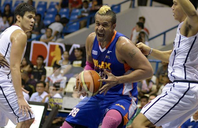 Asi Taulava posts huge double-double as NLEX clobbers winless Blackwater
