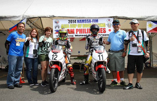 Young PH riders eyeing to sustain top spot in second leg of FIM Asia Cup Road Race