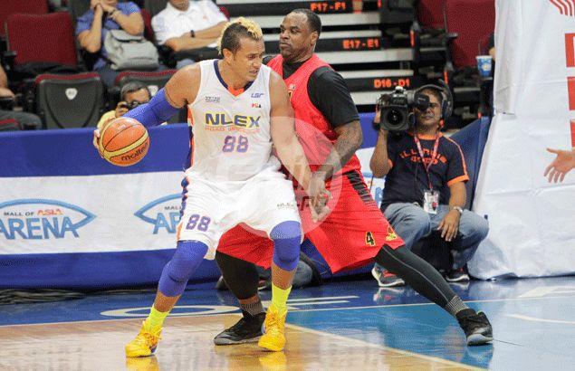Asi Taulava warns NLEX import Al Thornton: 'NBA is pretty boy basketball, but PBA is UFC down low'