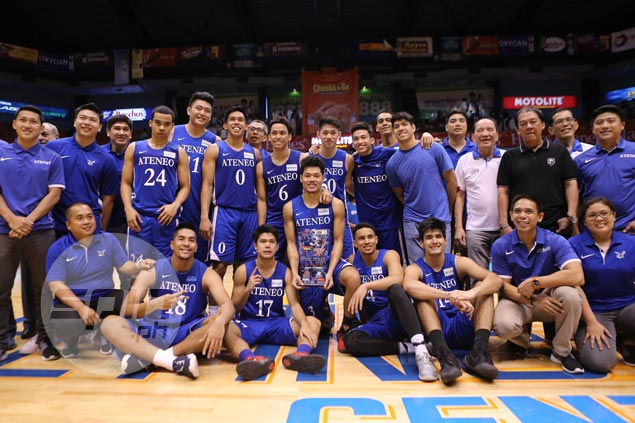 Ateneo overcomes National U to salvage third place in preseason tournament