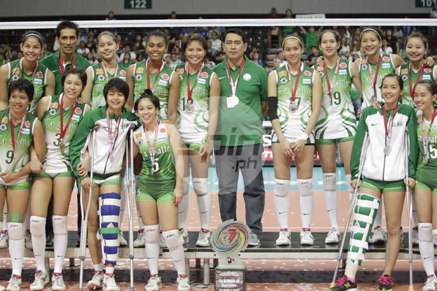 No plan to retire for La Salle's Camille Cruz as she gets ready for another knee surgery