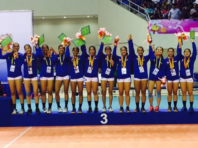 Ateneo Lady Eagles Repeat Over Malaysia To Clinch Bronze Medal In Asean University Games