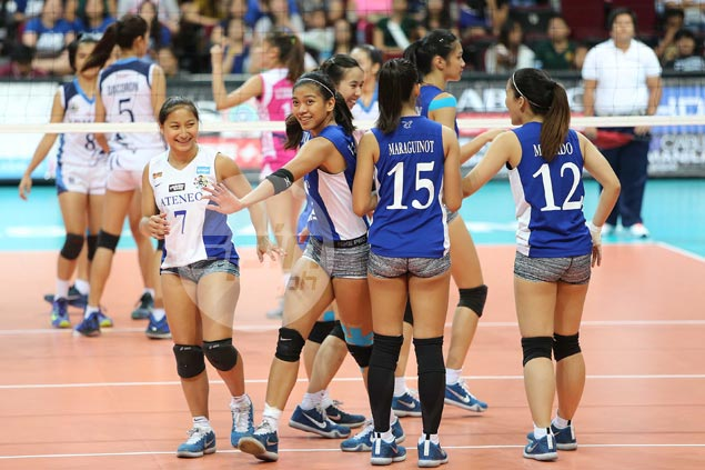 Lady Eagles keep share of lead, gain twice-to-beat edge despite error-filled performance against Lady Falcons