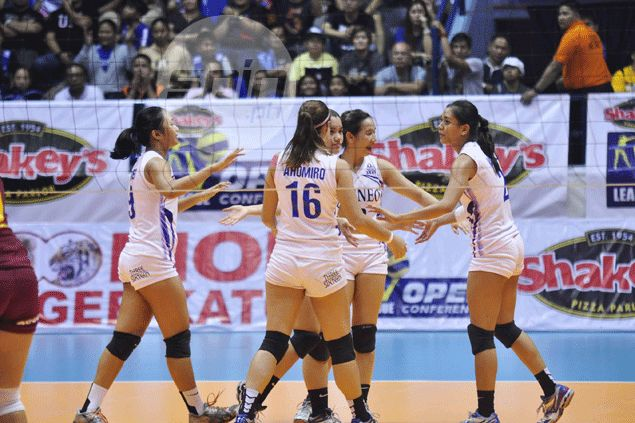 Unbeaten Lady Eagles out to book first semis berth in UAAP women's volley