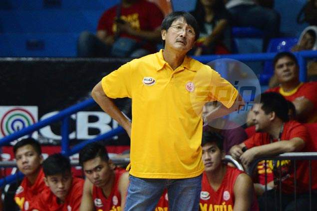 Coach Atoy Co accepts Cardinals'loss, but notes poor officiating made for a dismal one-sided game
