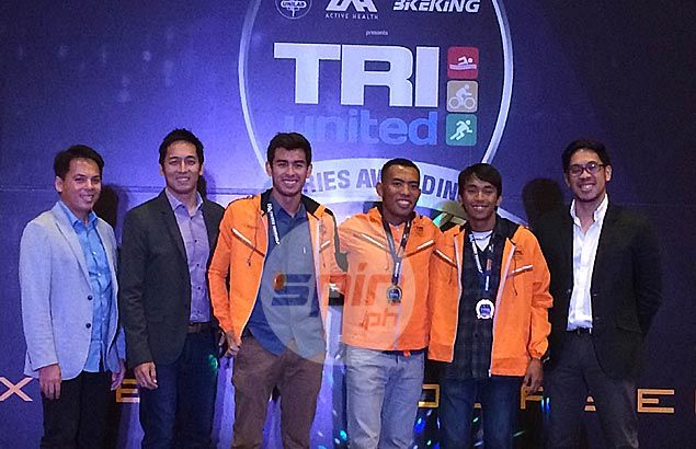 August Benedicto and Anna Stroh emerge top athletes in 2014 season of Tri United Series