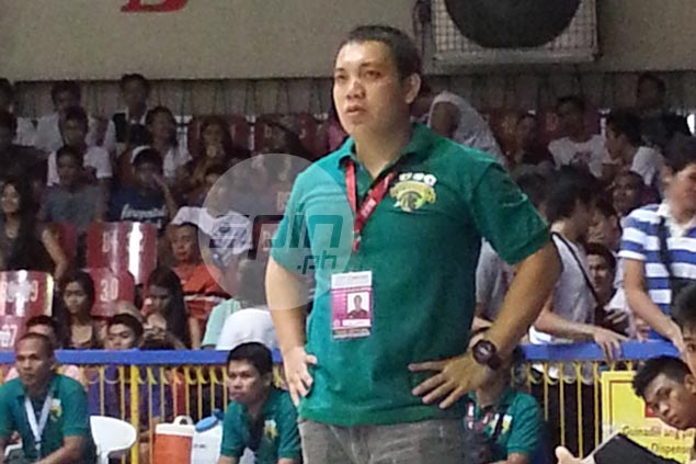 Britt Reroma out as coach, just over a month after leading USC Warriors to Cebu title