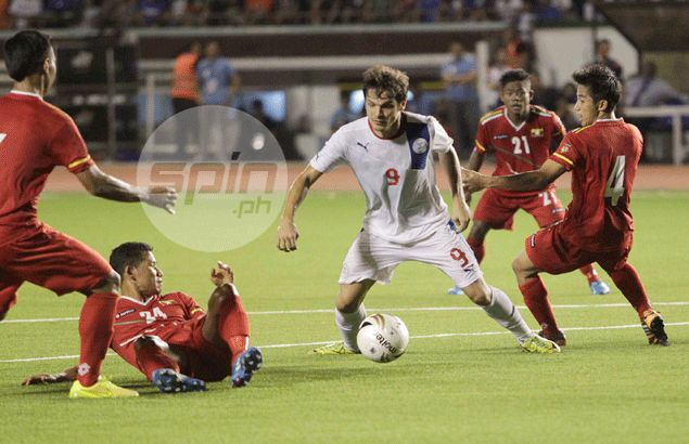 Azkals winger Misagh Bahadoran calls unjustified late foul that led to free kick and extra-time sending goal by Myanmar