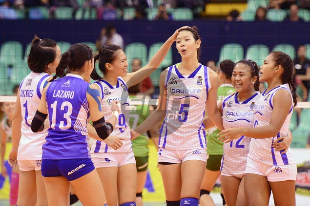 Bali Pure bags third-place trophy in V-League Open with sweep of Laoag