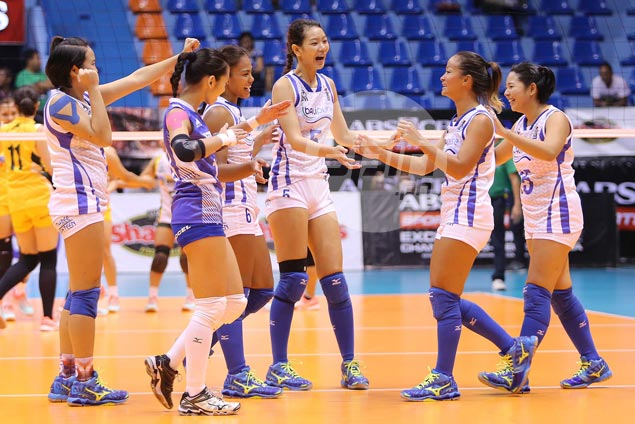 BaliPure formalizes entry into V-League Open semis with rout of Baguio Summer Spikers