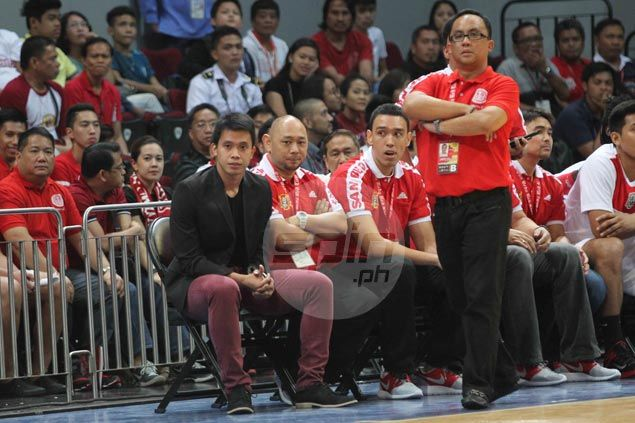 Sigh of relief as MRI exam eases Baser Amer's fear of sitting out final season with Red Lions