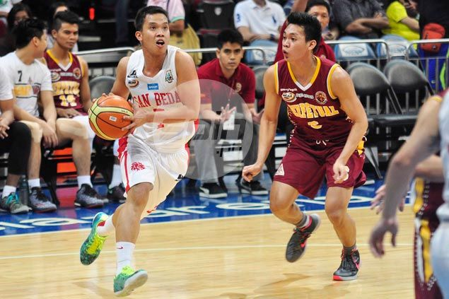 San Beda turns back Perpetual Help to book ninth straight NCAA finals appearance