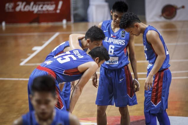 Japan ends Batang Gilas' title hopes with wire-to-wire win in Fiba Asia Under-16 quarterfinals
