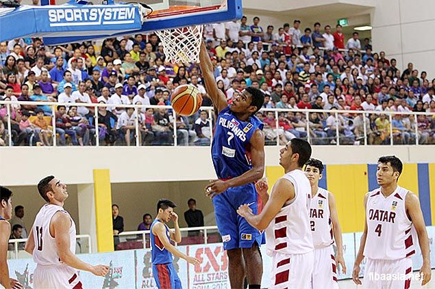 Coach Jarin not entirely happy after Batang Gilas' great escape against host Qatar in Fiba Asia Under-18