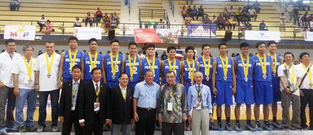 Batang Gilas coach plans roster change for Fiba Asia Under-16 joust