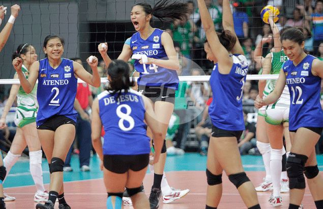 Bea De Leon unmindful of losing Rookie of the Year honor as historic Ateneo title conquest more meaningful to her